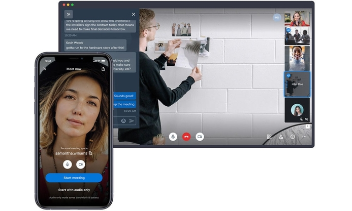 8×8 selects Oracle Cloud for secure video meeting solutions