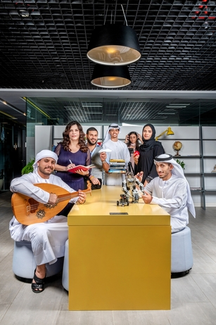 Art Format Lab resumes productions in the UAE