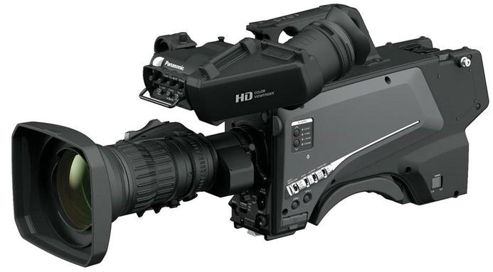 Panasonic launches HDR studio camera