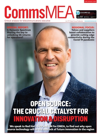 Check out the latest digital edition of CommsMEA