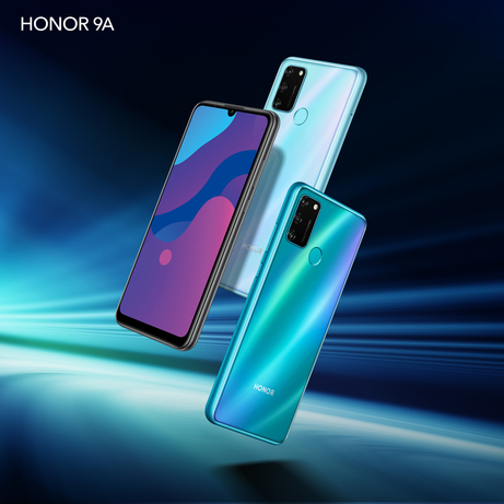HONOR 9A handset launches in the UAE