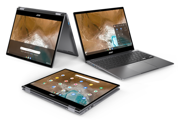 In pics: Acer flaunts rugged Enduro notebooks, convertible Spin 311 and a refreshed Predator line-up at global launch