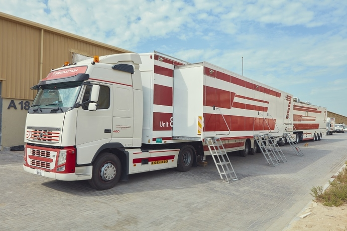 7 Production to roll out Middle East's first 4K OB truck