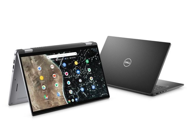 Dell launches Latitude Chromebook Enterprise