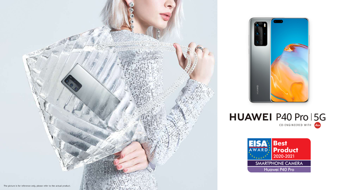 Huawei scoops Best Smartphone Camera and Best Smartwatch title at EISA Awards