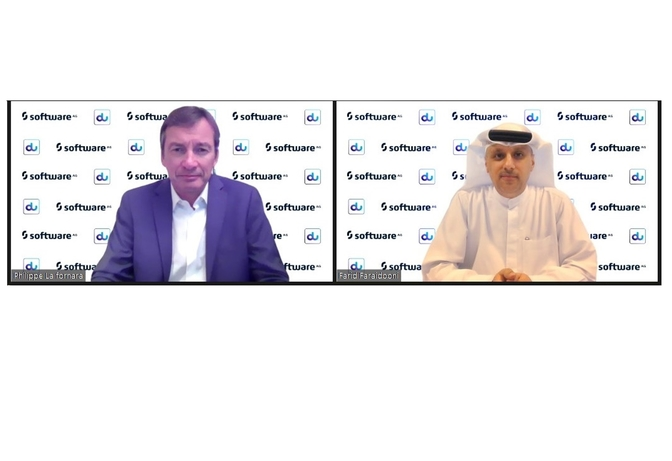 Software AG and du collaborate to accelerate IoT implementations in UAE