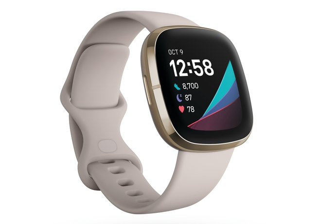 Fitbit launches Sense with three new sensors for ECG, skin temperature and stress management
