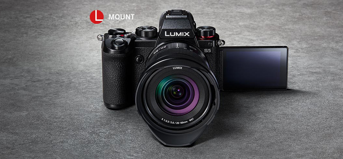 Panasonic launches Lumix S5 under $2,000