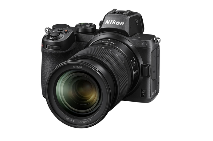 Nikon launches Z 5 mirrorless camera in the Middle East