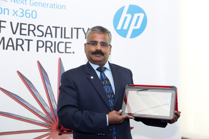 HP unveils latest consumer products at Dubai event