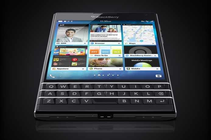 BlackBerry to show off latest handsets at GITEX