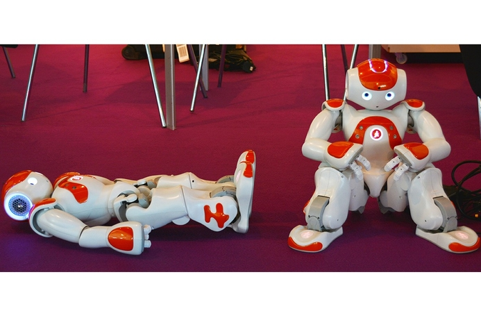 First robot exhibition comes to an end in Dubai