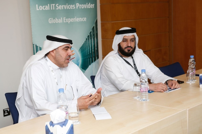 Injazat, ADFCA announce mobile tie-up at GITEX
