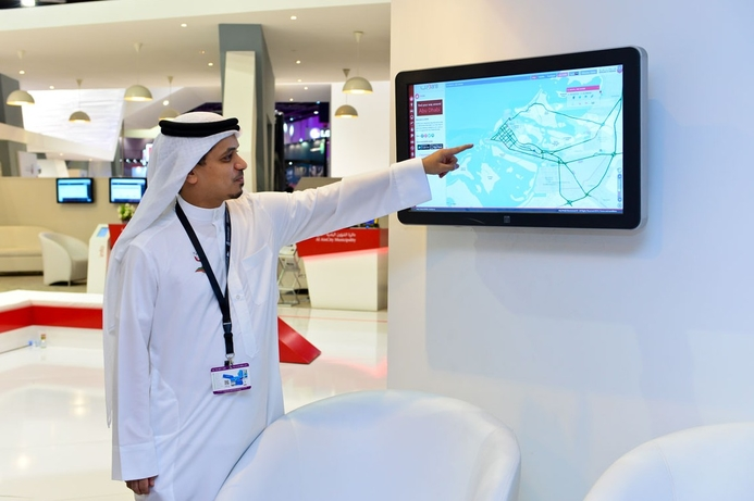 DoT launches updated traffic app at GITEX