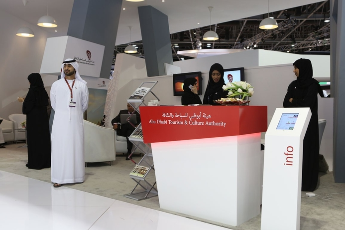 Abu Dhabi tourism gets mobile boost at GITEX