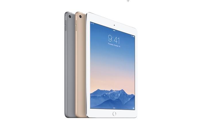 Apple refreshes iPad range