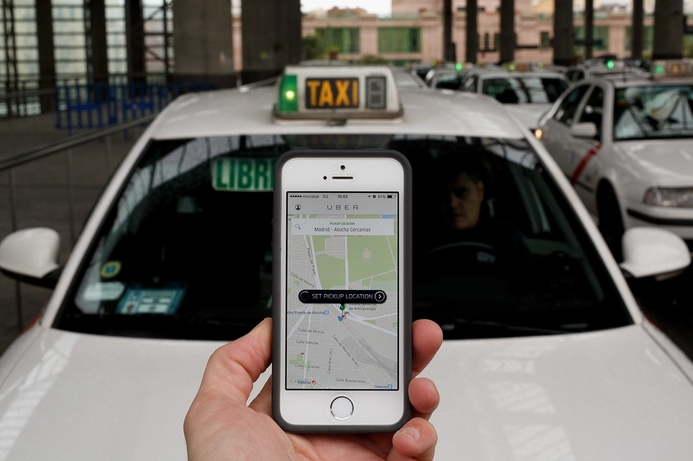 Uber to create worldwide maps with $500m investment