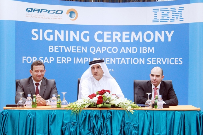 QAPCO signs SAP and IBM for ERP deployment