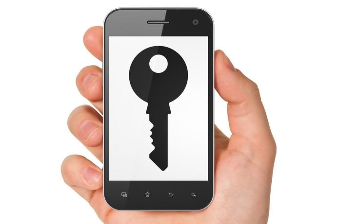 Smartphones now room keys for Starwood hotels