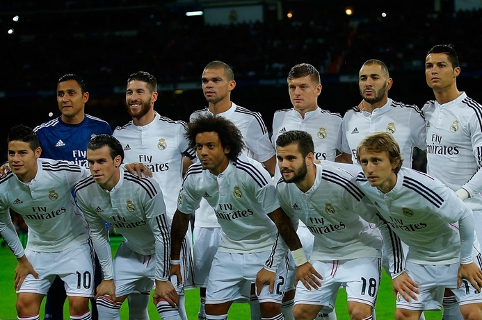 Gooooal! Microsoft enters four-year deal with Real Madrid