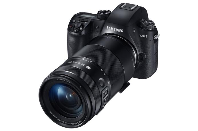 Samsung expands professional camera portfolio with NX1