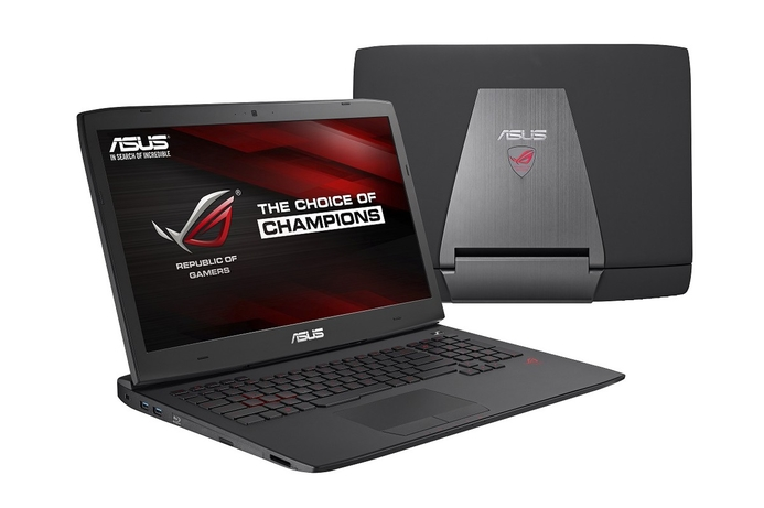 Asus Republic of Gamers updates gaming laptops series