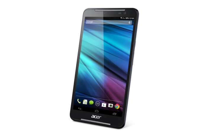Acer launches its first 4G LTE tablet