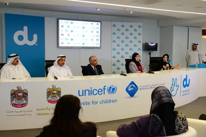 Du, UNICEF partner for Health Skills manual