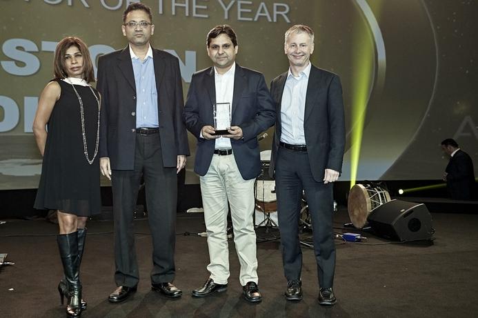 Westcon Middle East wins Avaya distie award