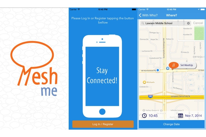 New texting app can be used without cellular or Wi-Fi network