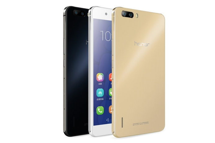 Huawei launches Honor 6 Plus handset