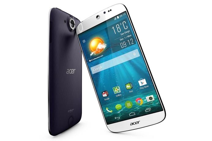 Acer launches Liquid Jade S