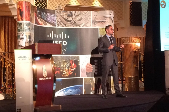 Cisco, Logicom launch Meraki products in Middle East