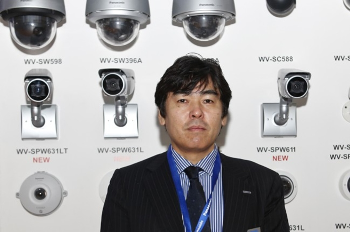 INTERSEC 2015: Panasonic's CCTV portfolio adopts new tech