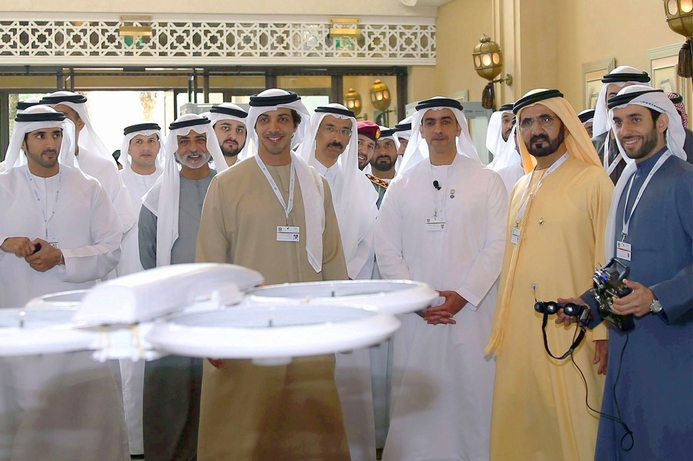 'UAE Drones for Good Award' attracts international participation