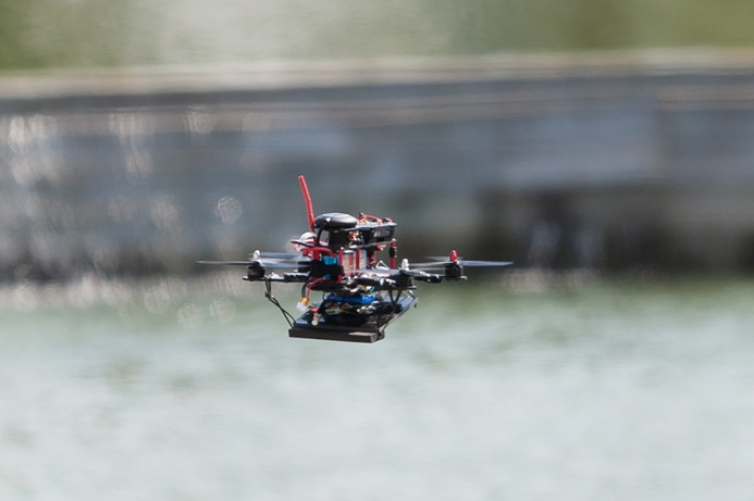 ICT Fund takes over Drones and Robots for Good competitions