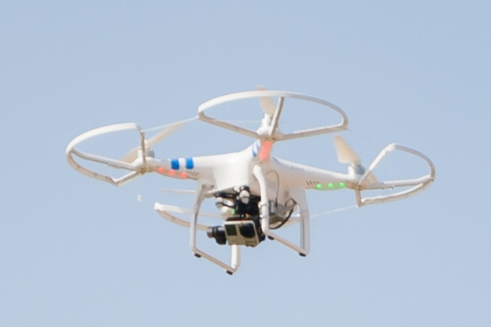 Dubai Police invents aerial drone to defuse bombs