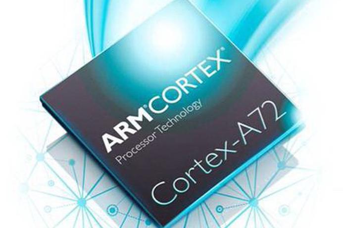 ARM Holdings unveils Cortex-A72 processor