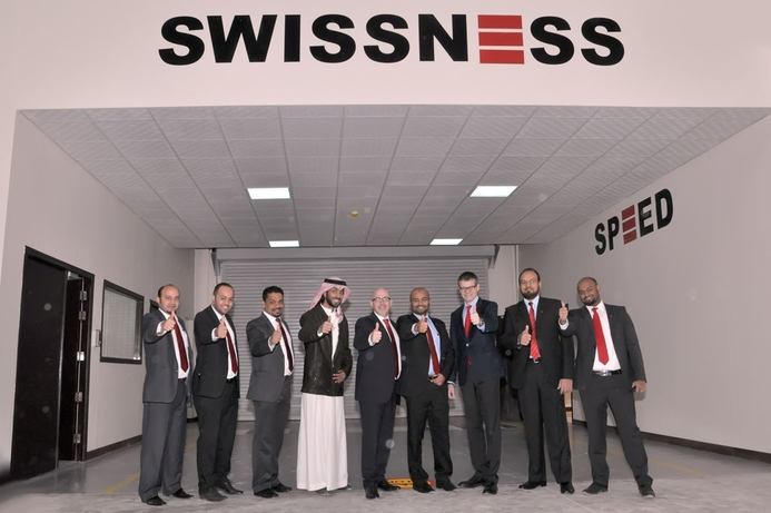 R&M opens production facility in Saudi