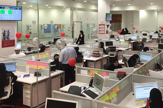 Abu Dhabi Government Contact Centre marks first anniversary