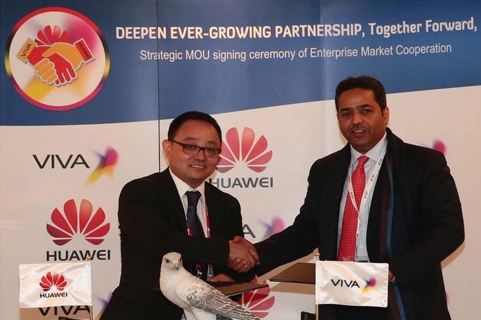 Huawei to power VIVA Bahrain's market expansion