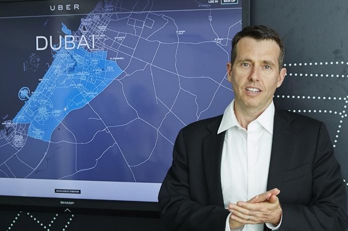 Uber can be integral part of UAE's smart city journey: SVP