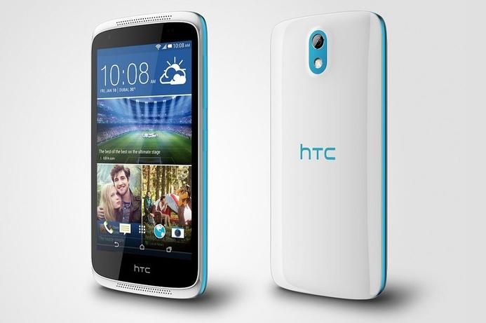 HTC launches Desire 526G Dual SIM in UAE