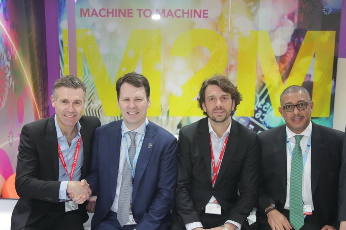 Zain Group and Vodafone partner on M2M services