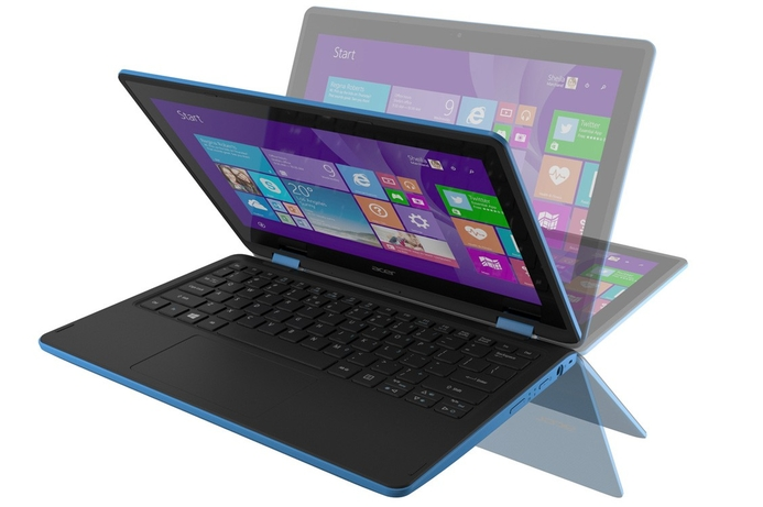 Acer launches Aspire R 11 convertible notebook