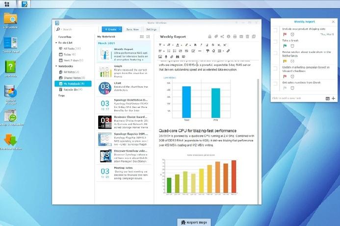Synology updates DiskStation Manager NAS OS