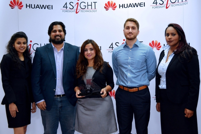 Foresight Technology wins Huawei award
