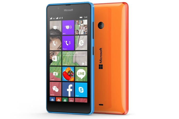 Microsoft Lumia 540 dual-SIM now available in UAE