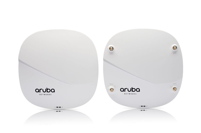 Aruba unveils 320 Series AP with MU-MIMO grouping