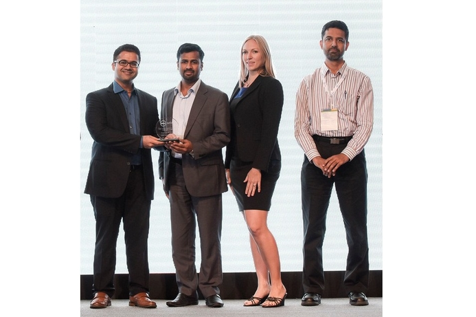 Think Software Services wins Dell Software award